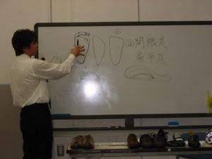 熱心に説明してくださる菅沼さん。