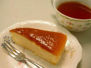 美味しい手作りケーキです。