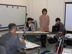 講師の千々松先生と山寺先生です。