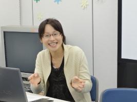 講師パインワークス千々松葉子さん