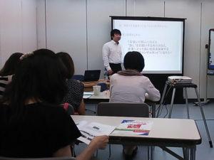 久津摩さんにたくさんの事例を発表していただきました。