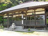 小野地蔵院 中には立派な地蔵尊が