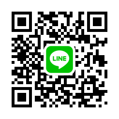 さぽらんてLINE公式アカウントQRコード